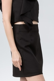 On Twelfth Solid Mini Skirt - Front cropped