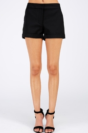OVI Solid Sateen Shorts - Product Mini Image