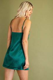 Fascination Solid Satin Mini - Side cropped
