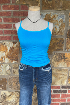 Yelete Solid Seamless Reg Length Cami - Product List Image