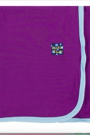Kickee Pants Solid Swaddling Blanket - Front cropped