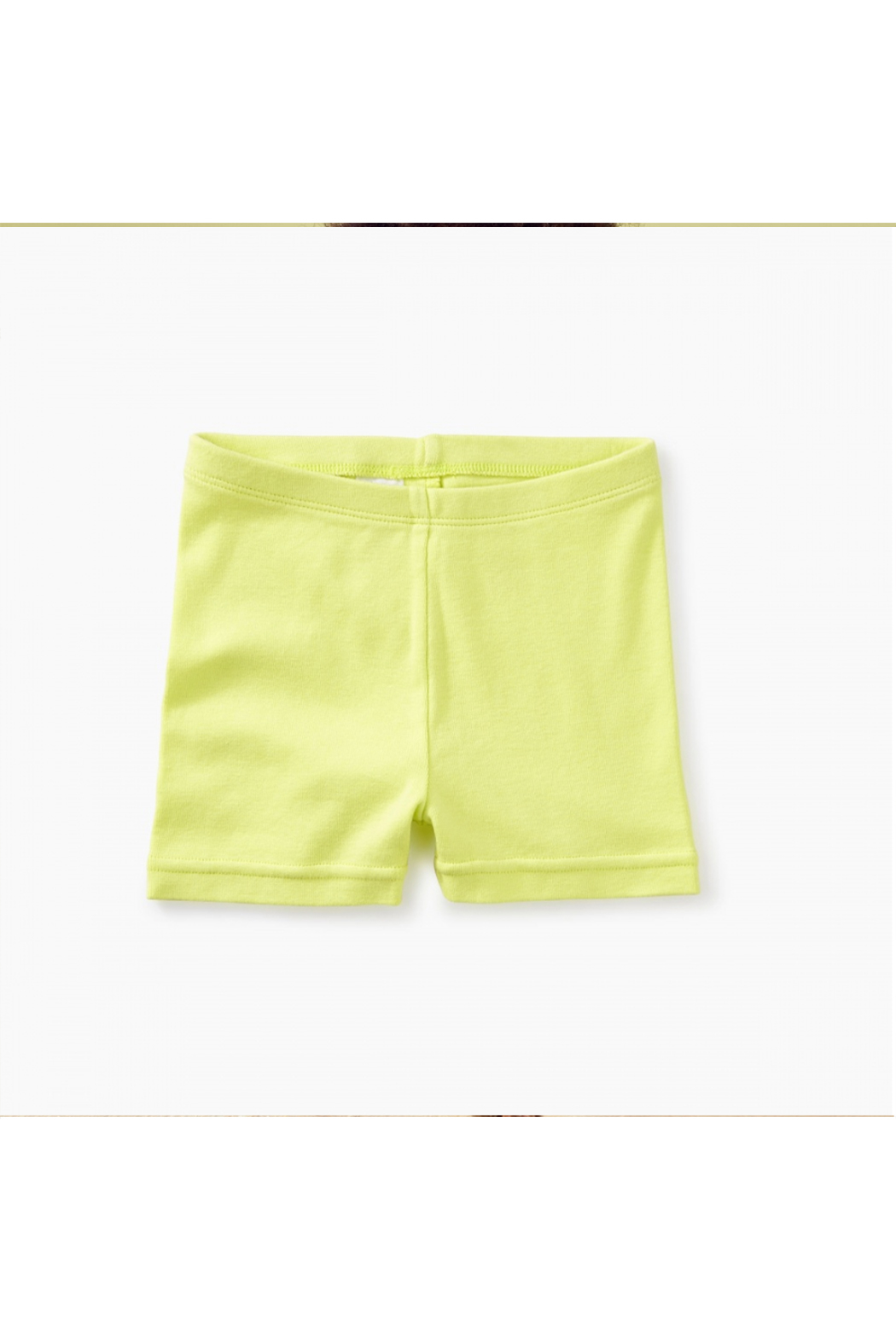 Tea Collection Solids Somersault Shorts - Front Cropped Image