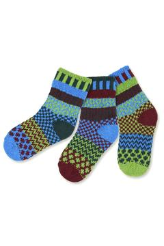 Solmate Socks Kids Socks Junebug - Alternate List Image