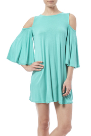 Solo La Fee Spearmint Dress - Product Mini Image