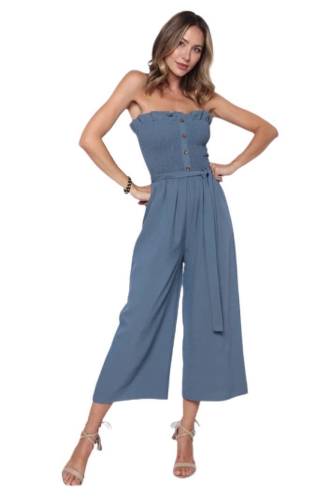 Solo Fashion New York Staples Jumpsuit - Main Image
