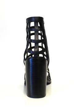 Shoptiques Product: Caged Leather Boot