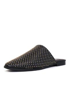 Shoptiques Product: Studded Leather Slide