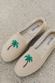 Soludos Palm Tree Platforms - Product Mini Image