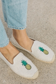 Soludos Pineapple Platform Slip-On - Product Mini Image