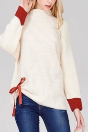 Solution Pullover Sweater - Front full body