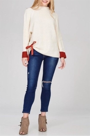 Solution Pullover Sweater - Front cropped