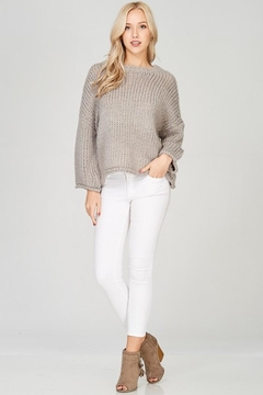Solutions Cozy Chunky Sweater - Alternate List Image
