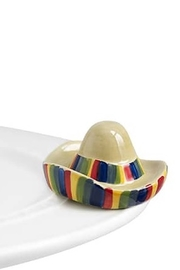 Nora Fleming Sombrero - Product Mini Image