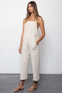Shoptiques Product: Some Beachy Overalls