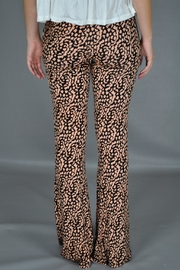Some Days Lovin Flower Bell Bottoms - Back cropped