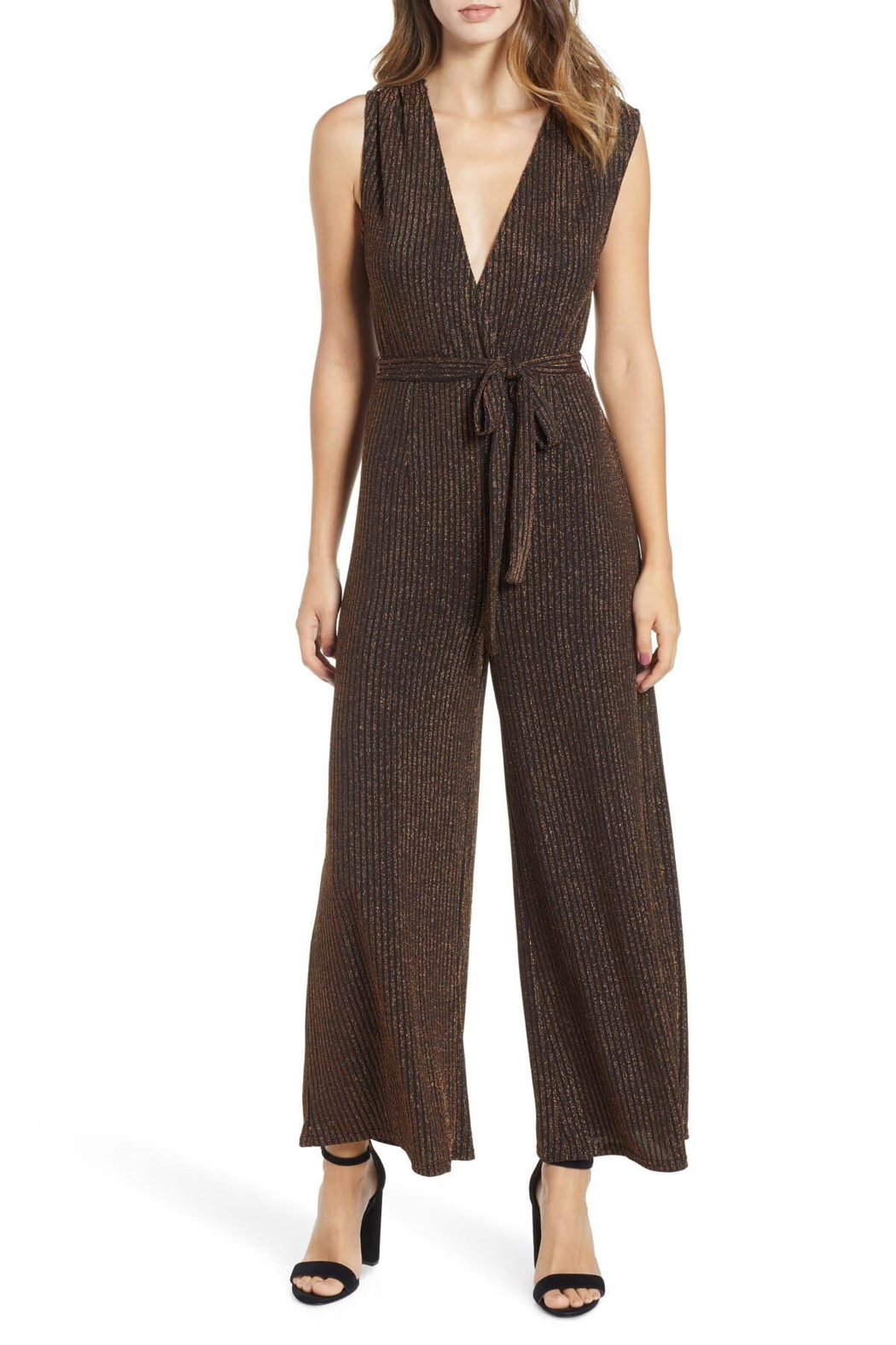 Some Days Lovin Lover Lover Jumpsuit - Main Image