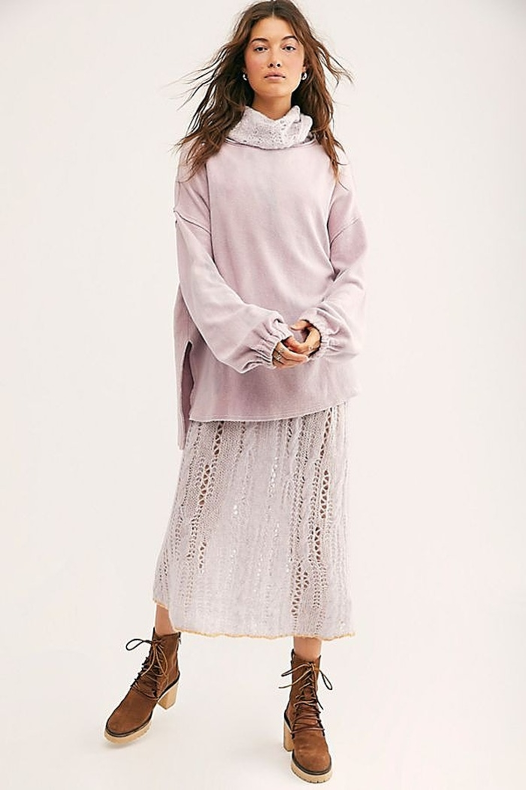 Free People Someday Sweat - Front Cropped Image