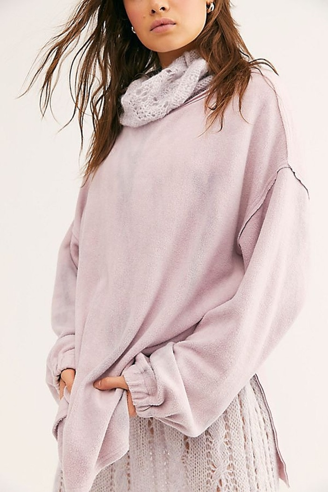 Free People Someday Sweat - Front Full Image
