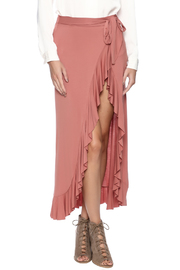 Somedays Lovin Ammu Wrap Skirt - Product Mini Image