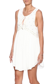 Somedays Lovin Bravery Embellished Dress - Product Mini Image