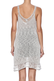 Somedays Lovin Daisies Asymmetrical Dress - Back cropped