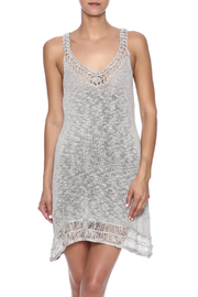 Somedays Lovin Daisies Asymmetrical Dress - Front cropped