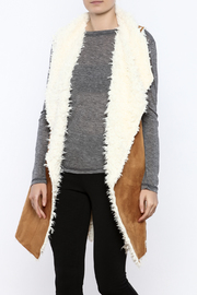 Somedays Lovin Groover Sherpa Vest - Product Mini Image