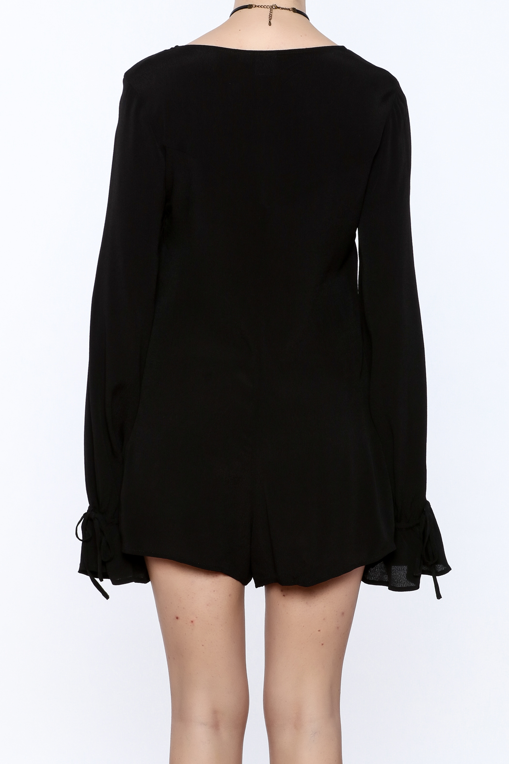 Somedays Lovin Lead The Way Playsuit - Back Cropped Image