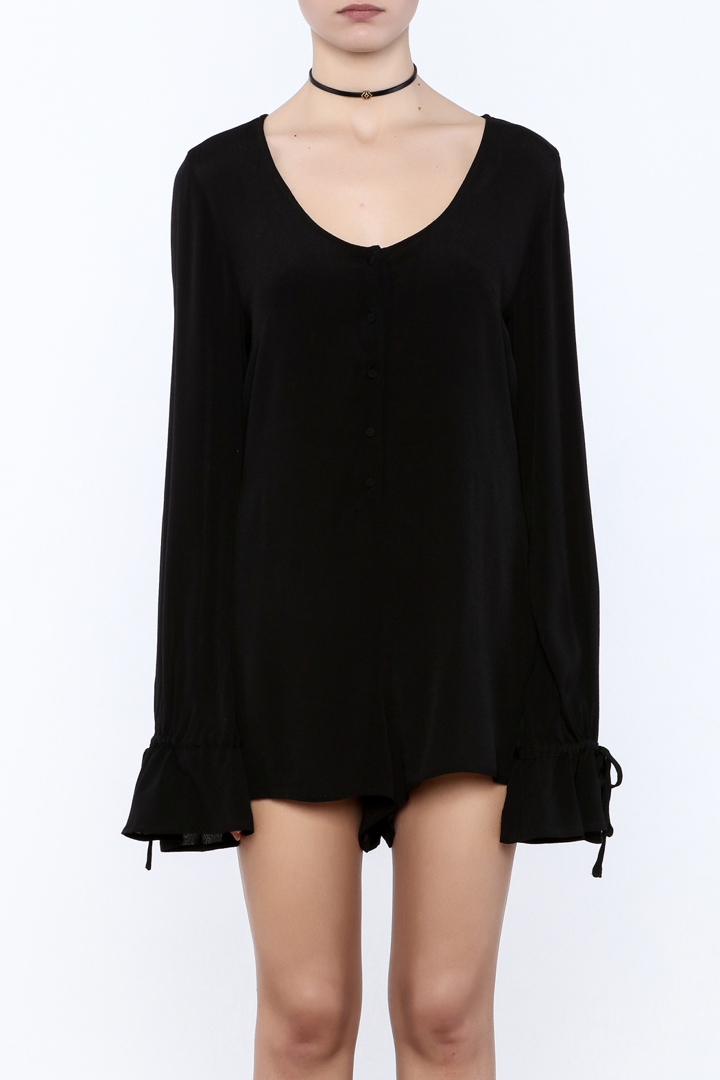 Somedays Lovin Lead The Way Playsuit - Side Cropped Image