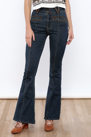 Somedays Lovin Peggy Sue Flare Jean - Product Mini Image