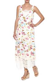 Somedays Lovin Sophia Floral Midi Dress - Product Mini Image