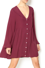 Somedays Lovin Whiplash Smock Dress - Product Mini Image