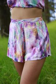 Somedays Lovin Rainbow Flippy Shorts - Product Mini Image
