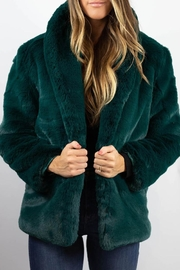 Somedays Lovin Emerald Dreaming Coat - Front cropped
