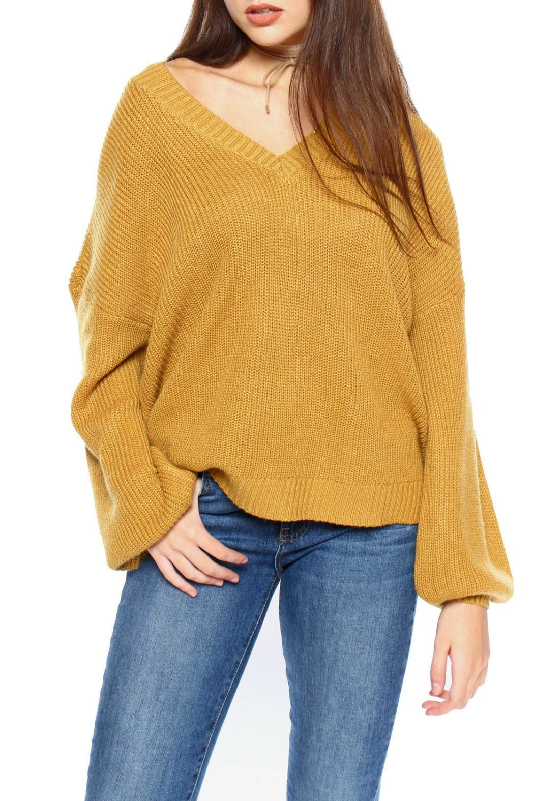 Somedays Lovin Honey Jam Sweater from Canada by Blue Sky Fashions ...