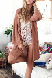 Somedays Lovin Patti Knit Cardi - Product Mini Image