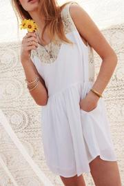 Somedays Lovin Rosie Lace Romper - Front full body