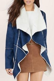 Somedays Lovin Shearling Jacket - Product Mini Image