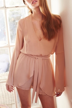 Somedays Lovin Touch Sun Playsuit - Product List Image