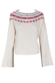 Somedays Lovin Tusk Era Sweater - Product Mini Image