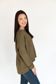 MINK PINK Something About You Sweater - Product Mini Image