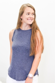 She + Sky Something About You Tank - Side cropped
