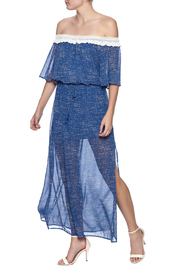 Something Urban Blue Lagoon Dress - Product Mini Image
