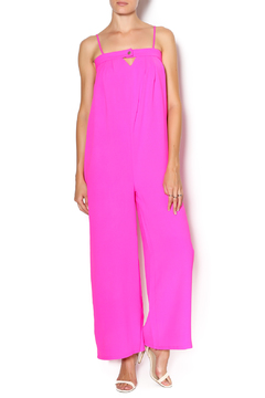 Something Urban Playful Pink Jumpsuit - Product List Image