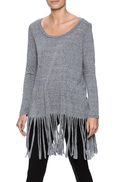 Shoptiques Product: Stone Fringe Top