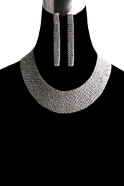 Something Special Bib Collar Necklace Set - Front cropped