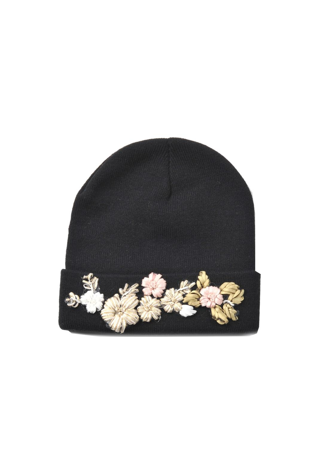 Something Special Floral Embroidery Bennie - Main Image