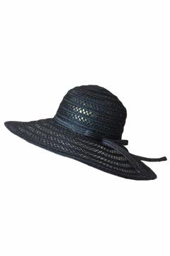 Something Special Black Madeleine Hat - Product List Image