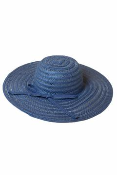 Something Special Blue Madeleine Hat - Product List Image