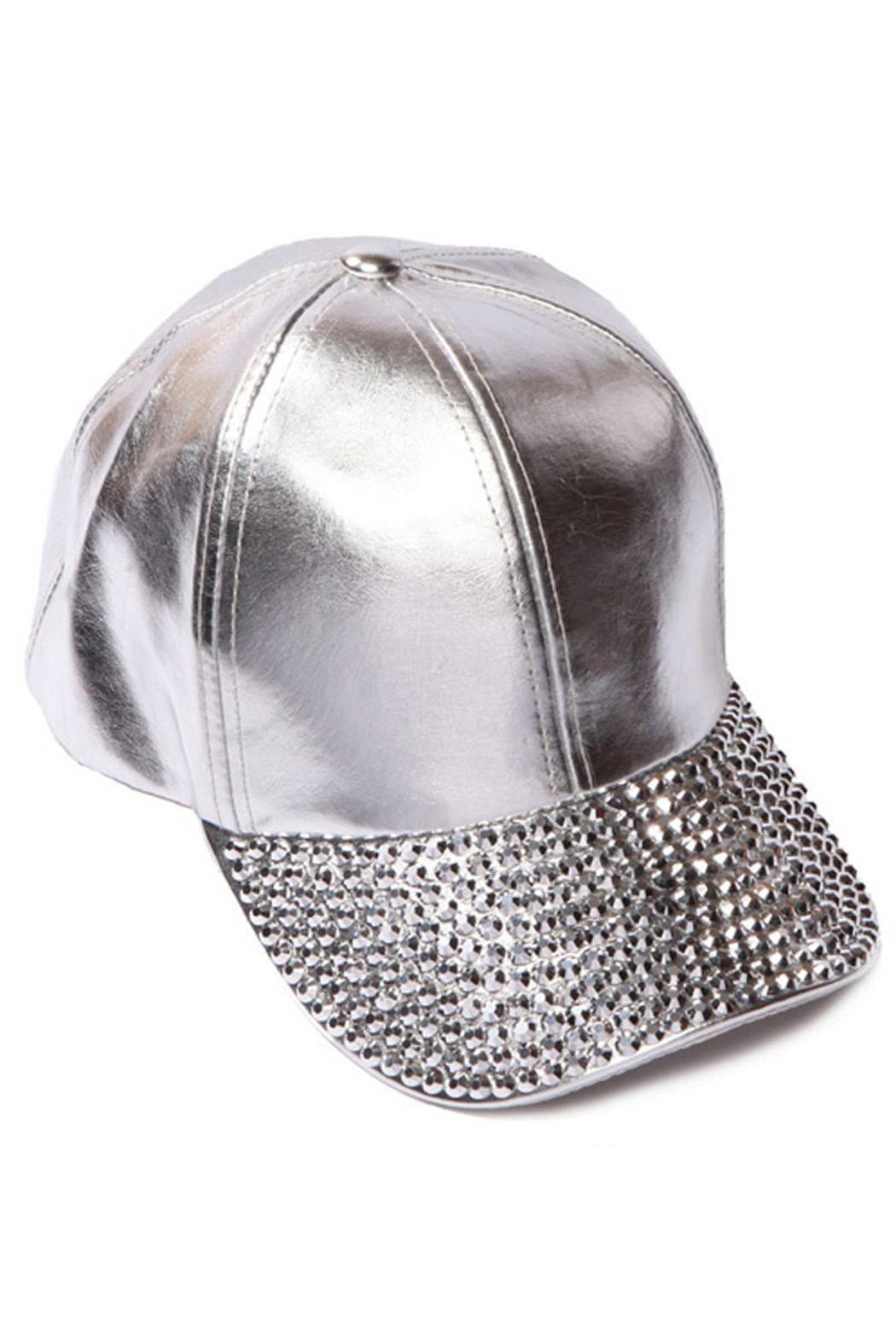Something Special Metallic Baseball Cap from Iowa by Love   Lace ... accf9bcc692